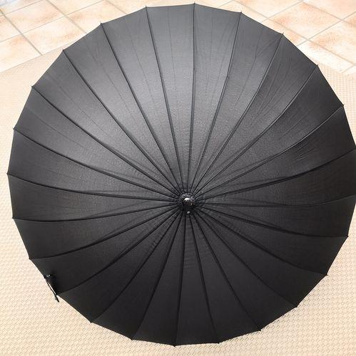 Stockschirm schwarz