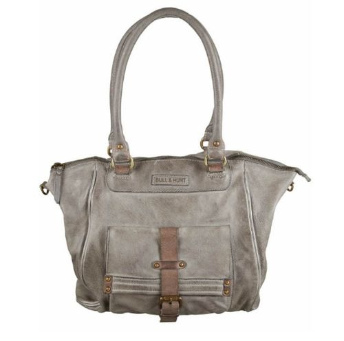 Bull & Hunt Shopper Bella grau