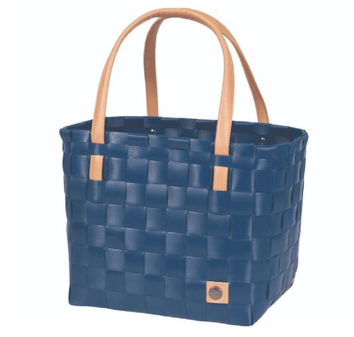 Shopper Color Block blau